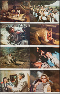 "The Omen (20th Century Fox, 1976). Lobby Card Set of 8 (11"" X 14""). Horror. ... (Total: 8 Items)"