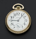 Timepieces:Pocket (post 1900), Hamilton Railway Special Pocket Watch. ...