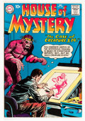 Silver Age (1956-1969):Horror, House of Mystery #105 Savannah pedigree (DC, 1960) Condition:VF/NM....