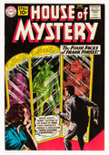 Silver Age (1956-1969):Horror, House of Mystery #108 Savannah pedigree (DC, 1961) Condition:VF+....