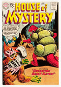 Silver Age (1956-1969):Horror, House of Mystery #111 Savannah pedigree (DC, 1961) Condition:VF+....
