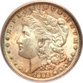 Morgan Dollars, 1894 $1 MS63 PCGS....