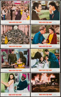 "Movie Posters:Academy Award Winners, Gone with the Wind (MGM, R-1974 and R-1968). Lobby Card Set of 8 (11"" X 14""). Academy Award Winners.. ... (Total: 8 Items)"