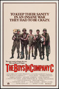 "Movie Posters:War, The Boys in Company C (Columbia, 1978). One Sheet (27"" X 41"").War.. ..."