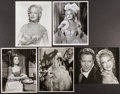 """Movie Posters:Musical, Jeanette MacDonald in New Moon (MGM, 1940). Photos (5) (8"""" X 10"""").Musical.. ... (Total: 5 Items)"""