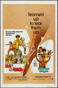 """Movie Posters:Action, Hot Potato/Enter the Dragon Combo & Others Lot (WarnerBrothers, 1976). One Sheets (5) (27"""" X 41""""). Action.. ... (Total: 5Items)"""
