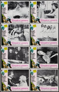 """Movie Posters:Horror, The Vampire Lovers (American International, 1970). Lobby Card Set of 8 (11"""" X 14""""). Horror.. ... (Total: 8 Items)"""