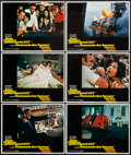 "Movie Posters:James Bond, Diamonds are Forever (United Artists, 1971). Lobby Cards (6) (11"" X14""). James Bond.. ... (Total: 6 Items)"