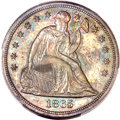 Proof Seated Dollars, 1865 $1 PR64 PCGS....