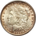 Morgan Dollars, 1895-O $1 MS64 PCGS. CAC....
