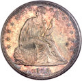 Seated Dollars, 1859 $1 MS64 NGC....