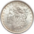 Morgan Dollars, 1888-O $1 Doubled Die Obverse MS60 PCGS. VAM-4....