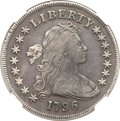 Early Dollars, 1796 $1 Large Date, Small Letters VF25 NGC. B-5, BB-65, R.2....