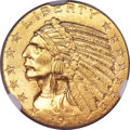 Indian Half Eagles, 1914 $5 MS65 NGC....