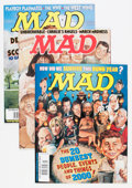 Magazines:Mad, Mad #401-459 Box Lot (EC, 2001-07) Condition: Average NM....