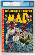 Golden Age (1938-1955):Humor, Mad #2 Gaines File pedigree (EC, 1952) CGC NM/MT 9.8 Off-white pages....