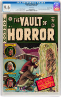 Golden Age (1938-1955):Horror, Vault of Horror #22 Gaines File pedigree 2/12 (EC, 1951) CGC NM+9.6 White pages....