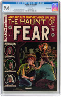 Golden Age (1938-1955):Horror, Haunt of Fear #9 Gaines File pedigree 2/12 (EC, 1951) CGC NM+ 9.6White pages....