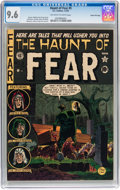 Golden Age (1938-1955):Horror, Haunt of Fear #5 Gaines File pedigree 2/9 (EC, 1951) CGC NM+ 9.6Off-white to white pages....