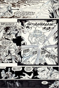 Original Comic Art:Panel Pages, Todd McFarlane The Amazing Spider-Man #313 Page 27 OriginalArt (Marvel, 1989)....