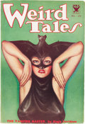 Pulps:Horror, Weird Tales - October '33 (Popular Fiction, 1933) Condition: VG/FN....