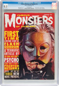 Magazines:Horror, Famous Monsters of Filmland #10 (Warren, 1961) CGC VF+ 8.5 Off-white pages....