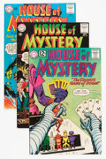 Silver Age (1956-1969):Horror, House of Mystery #127, 137, and 138 Savannah pedigree Group (DC, 1962-63) Condition: Average VF+.... (Total: 3 Comic Books)