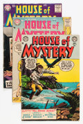Golden Age (1938-1955):Horror, House of Mystery Savannah pedigree Group (DC, 1953-60).... (Total:9 Comic Books)