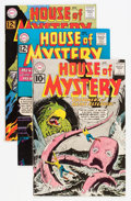 Silver Age (1956-1969):Horror, House of Mystery Savannah pedigree Group (DC, 1961-68).... (Total:11 Comic Books)