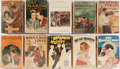 Books:Fiction, [Photoplay Editions]. Group of 10 Books. Various publishers.Overall very good condition.... (Total: 10 Items)
