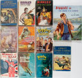 Books:Fiction, W. E. Johns. Group of 11 Books, Mostly Biggles Related.Various publishers. Good or better condition.... (Total: 11 Items)