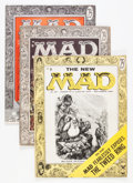 Magazines:Mad, Mad Group (EC, 1955-59) Condition: Average VG-.... (Total: 19 Comic Books)