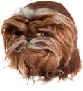 """Movie/TV Memorabilia:Costumes, A """"Chewbacca"""" Mask by Don Post Studios, 1977.... (Total: 4 Items)"""