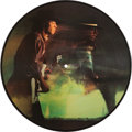 Music Memorabilia:Recordings, Stevie Ray Vaughan and Double Trouble Couldn't Stand theWeather Limited Picture Disc (Epic 8E8-39609, 1984). ...