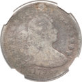 Early Quarters, 1796 25C -- Plugged, Damaged -- NGC Details. AG. B-2, R.3....