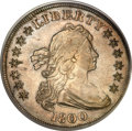 Early Dollars, 1800 $1 -- Cleaning -- PCGS Genuine. AU. B-5, BB-189, R.5....