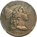 Large Cents, 1794 1C Head of 1794 XF40 PCGS. S-22, B-6, R.1....