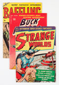 Golden Age (1938-1955):Horror, Comic Books - Pre-Code Horror and Science Fiction Comics Group(Various Publishers, 1950s).... (Total: 10 Comic Books)