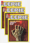 Magazines:Horror, Eerie #36 Group (Warren, 1971) Condition: Average VF/NM.... (Total: 3 Comic Books)