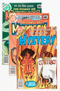 Modern Age (1980-Present):Horror, House of Mystery Group (DC, 1976-83).... (Total: 44 Comic Books)