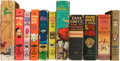 Big Little Book:Miscellaneous, Big Little Books Group (Whitman, 1936-80) Condition: AverageVG/FN.... (Total: 11 Comic Books)