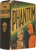 Big Little Book:Superhero, Big Little Book #1100 The Phantom (Whitman, 1936) Condition:VG+....