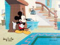 Animation Art:Production Cel, Mickey Mouse Works Production Cel (Walt Disney, 1999)....