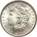 Morgan Dollars, 1900-O/CC $1 MS66 PCGS. VAM-8B....