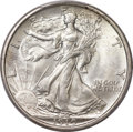 Walking Liberty Half Dollars, 1919 50C MS64+ PCGS. CAC....