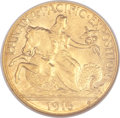 Commemorative Gold, 1915-S $2 1/2 Panama-Pacific Quarter Eagle MS64 NGC....