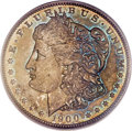 Proof Morgan Dollars, 1900 $1 PR64 PCGS....