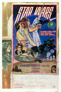"Movie Posters:Science Fiction, Star Wars (20th Century Fox, 1978). One Sheet (27"" X 41"") Style D....."