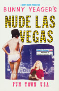 "Movie Posters:Sexploitation, Bunny Yeager's Nude Las Vegas (Cinema Syndicate Inc., 1964). One Sheet (27"" X 41"").. ..."