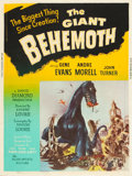 """Movie Posters:Science Fiction, The Giant Behemoth (Allied Artists, 1959). Poster (30"""" X 40"""").. ..."""